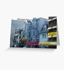 WASHINGTON, DC Greeting Card
