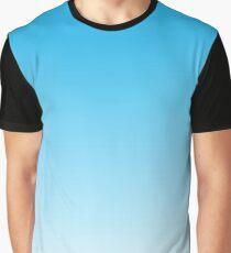 Blue Soak Graphic T-Shirt