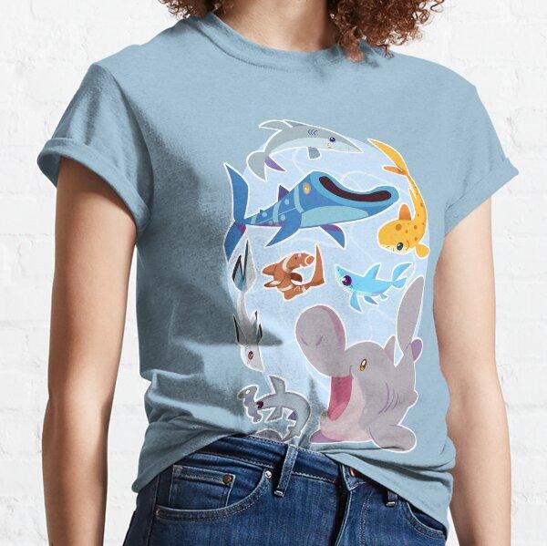 Sharksharkshark Classic T-Shirt