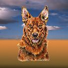 Kelpie - You Ripper! by didielicious