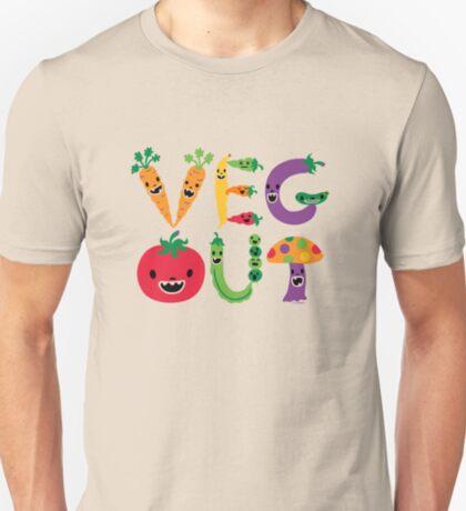 Veg Out dark T-Shirt