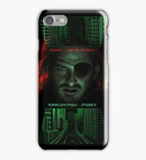 Escape From New York iPhone Case/Skin