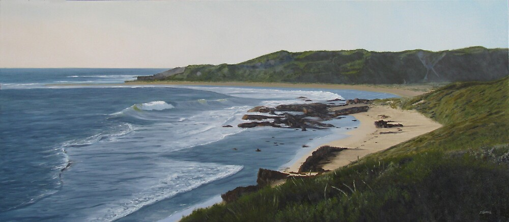 Margaret River Afternoon by Martin Clarke