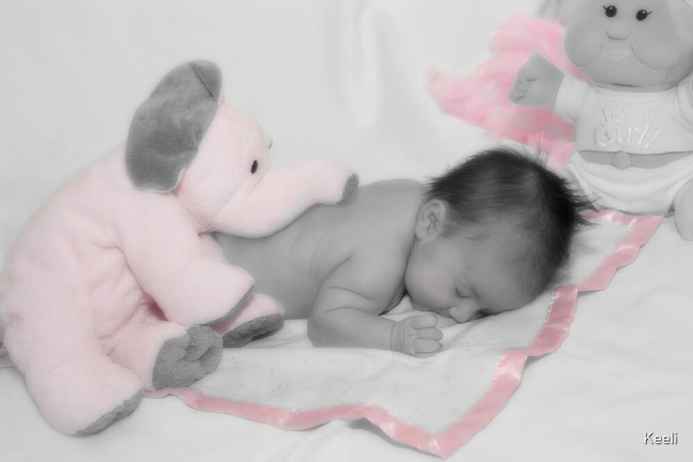 Pink Dreams by Keeli