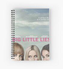 BIG LITTLE LIES Spiral Notebook