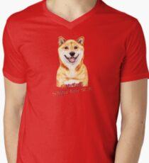 Shiba Inu Daisy Fun T-Shirt