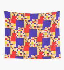 Mondrian...ish Wall Tapestry