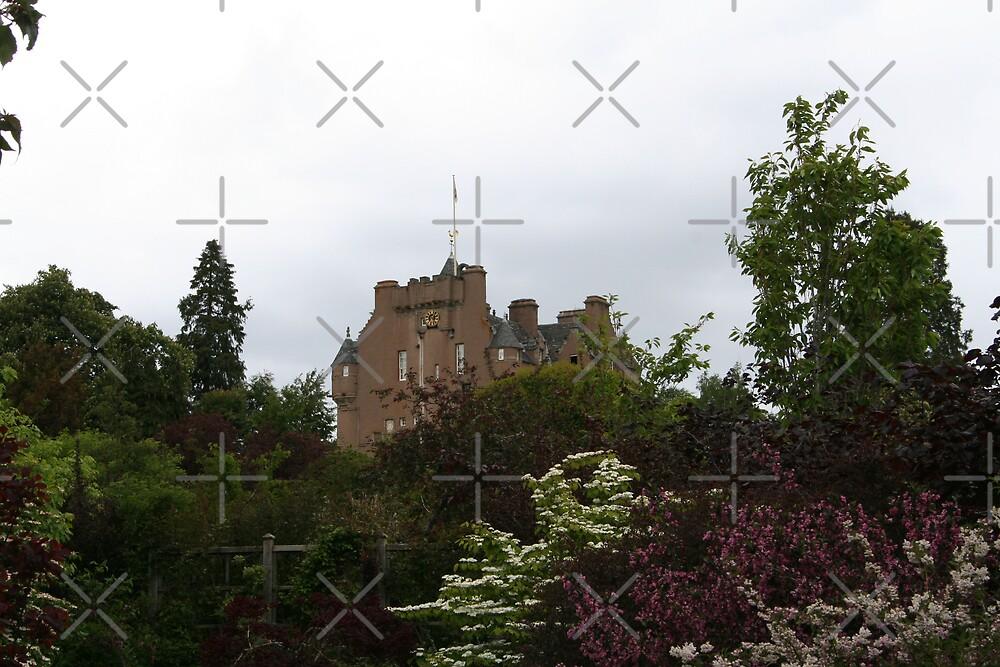 Crathes Castle by kadoh