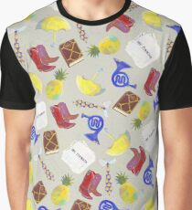 HIMYM icons Graphic T-Shirt