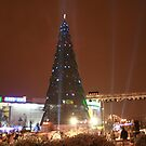 Christmas Tree by larga