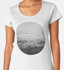 Ocean Crash Women's Premium T-Shirt