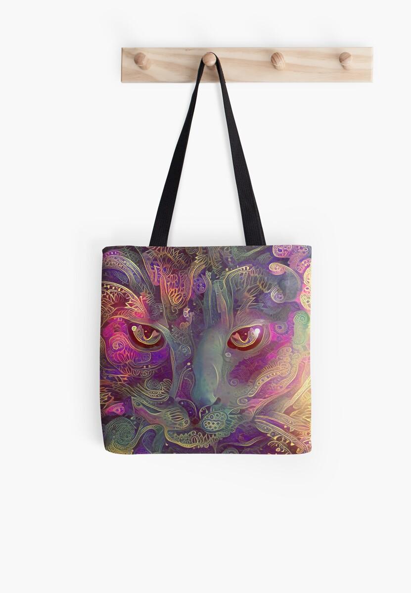 Purple Paisley Catnip (Electric Catnip) by ElectricCatnip