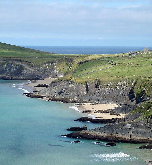 A Irish House On The Coast by 1greenthumb