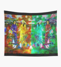Vietnam II - Hue Wall Tapestry