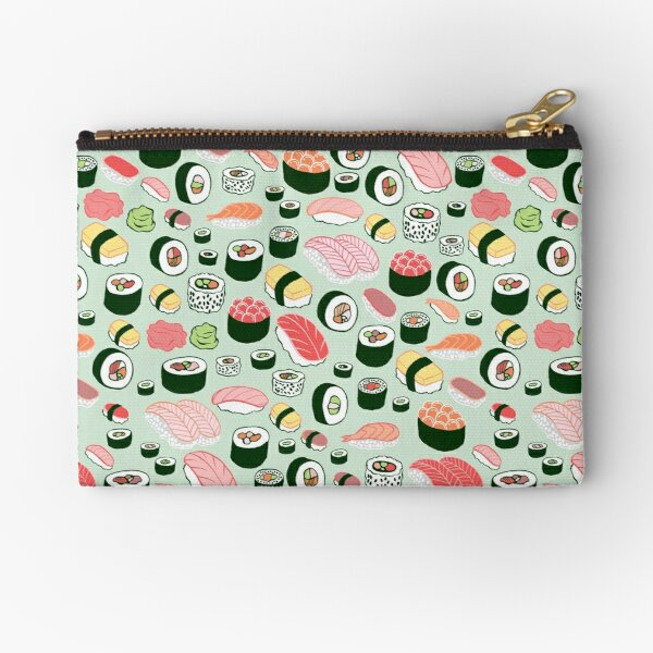 Sushi Forever! Zipper Pouch