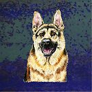 German Shepherd to Fall in Love With by didielicious