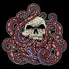 Tentacled Terror Octoskull by DeadMonkeyShop