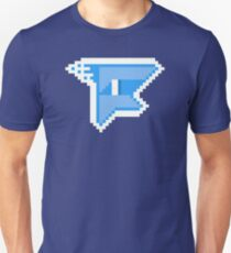 Friendly Big Pixel Unisex T-Shirt