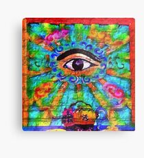 Cao Dai - All Seeing Eye Metal Print
