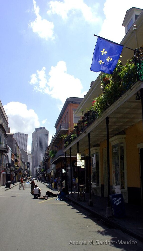 The Big Easy by Andrea M. Gardner-Maurice