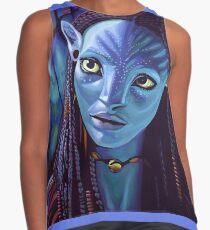 Zoe Saldana as Neytiri in Avatar Contrast Tank