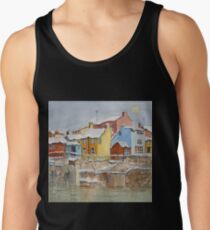 Snow on the Rooftops Men's Tank Top