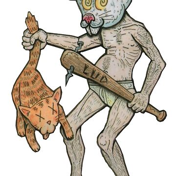 Killer Mouse Mascot by mfdeshonga