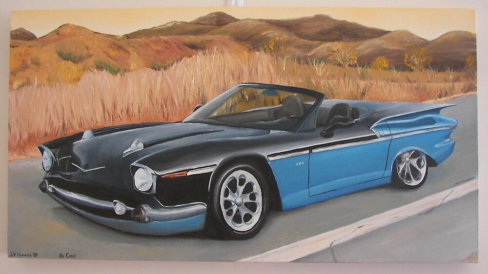 Chevy '06 by Stephanie Nienaber