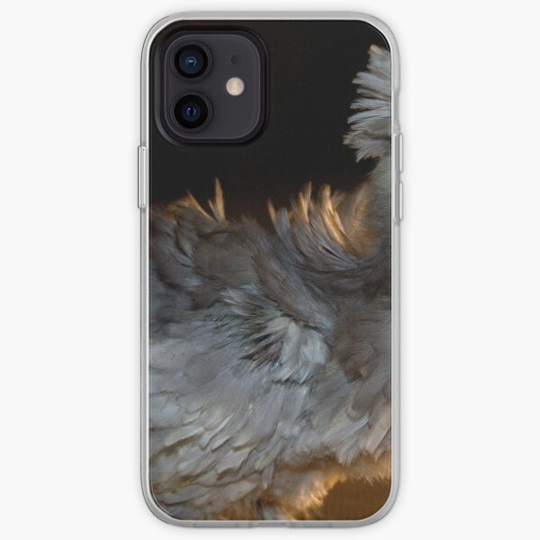 Frizzle Chick iPhone Soft Case