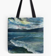 Stormy Lochcarron Tote Bag