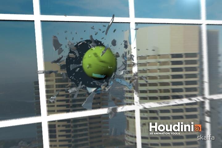Glass Breakup by skaifa