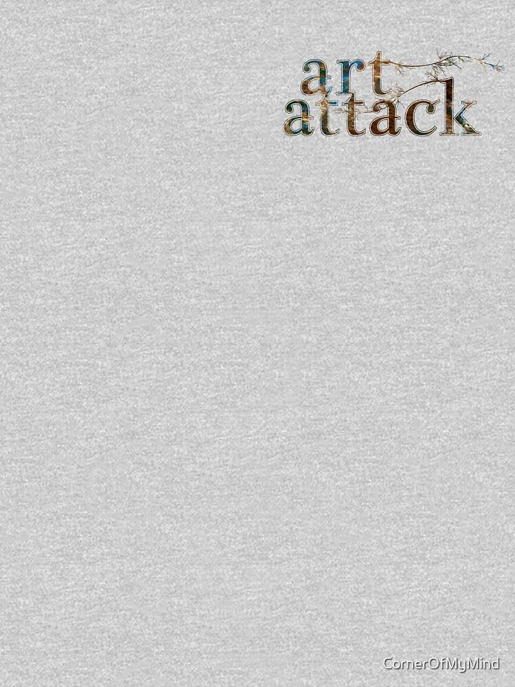 Art Attack by CornerOfMyMind