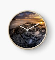 Torquay Beach, Australia Day 2017 Clock