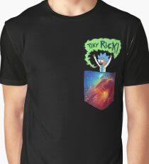 Tiny Rick! Graphic T-Shirt