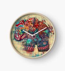 Vintage Elefant Uhr