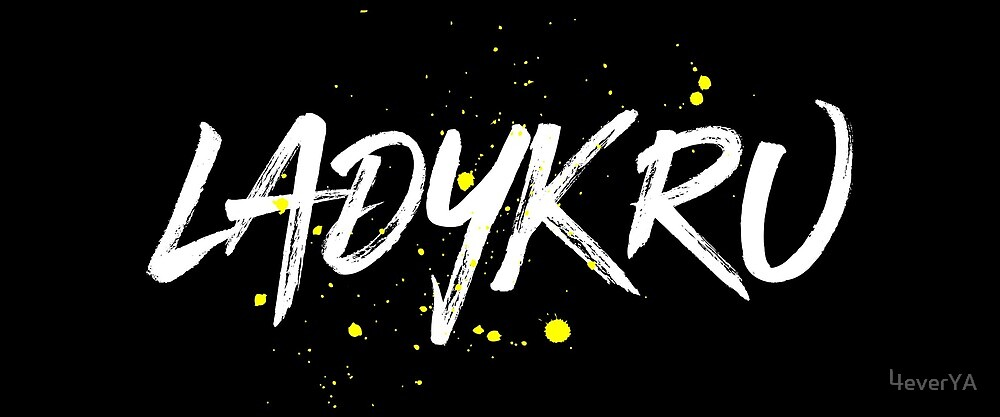 Ladykru (White Text) by 4everYA