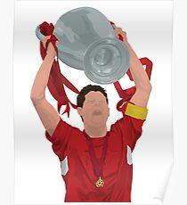 Steven Gerrard Poster