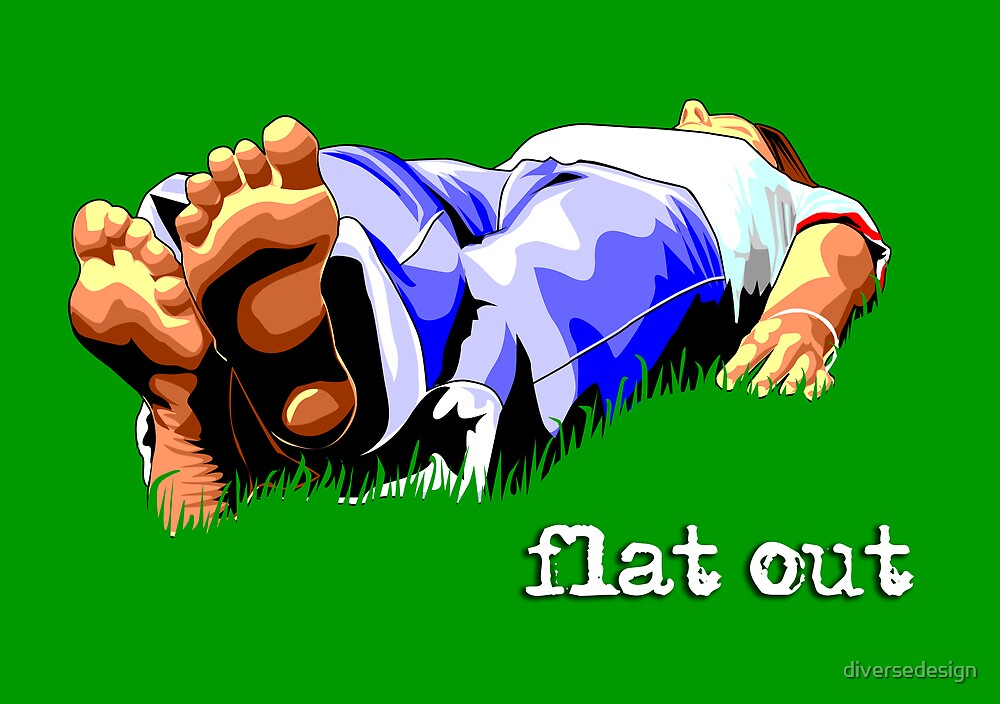 flat out by diversedesign