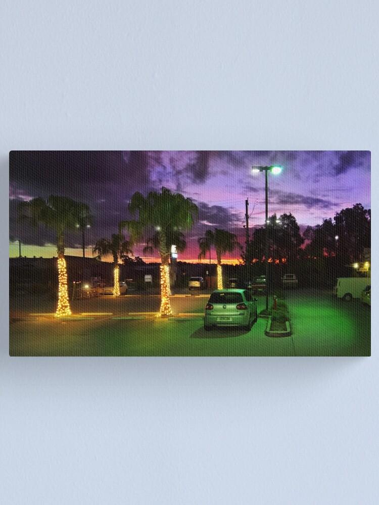 Alternate view of Sunrise Sunset Canvas Print