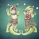Tuatara perform the New Zealand Haka and Poi Dance by didielicious