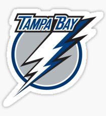 Tampa Bay Lightning Sticker