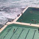 beach pool summer by busbydeebar