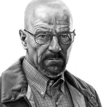 Walter White by robo3687