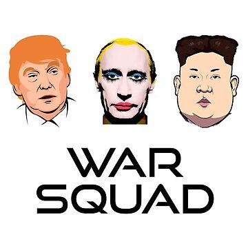 War Squad by Hortaemcasa