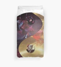 Xayah/Rakan Yin Yang - League of Legends Duvet Cover