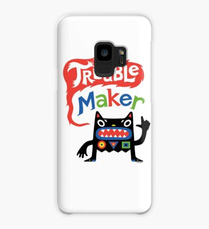 Trouble Maker V - black monster Case/Skin for Samsung Galaxy