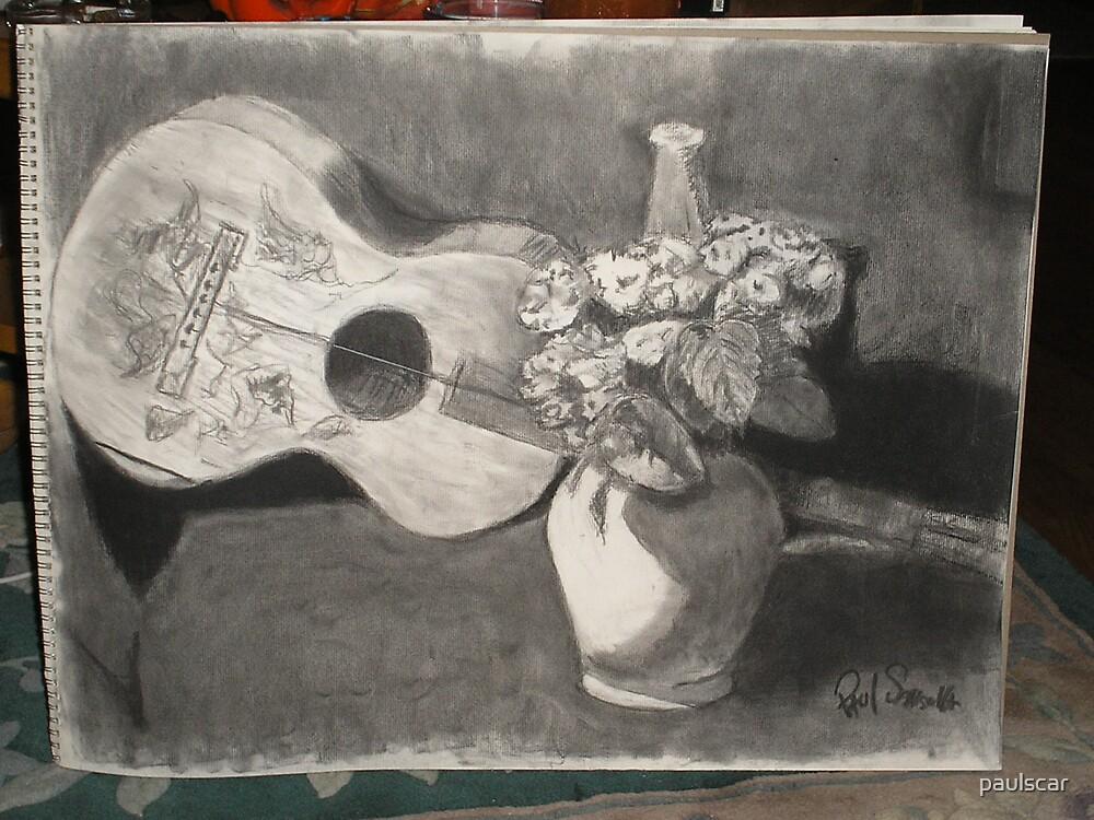 Spanish Sketch by paulscar