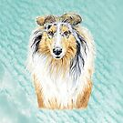 Sheltie (Shetland Sheepdog) to Love by didielicious