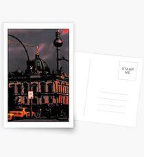 TV TOWER BERLIN Postcards