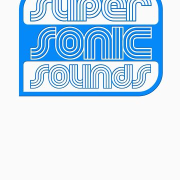 Super Sonic Sounds by photoforyou